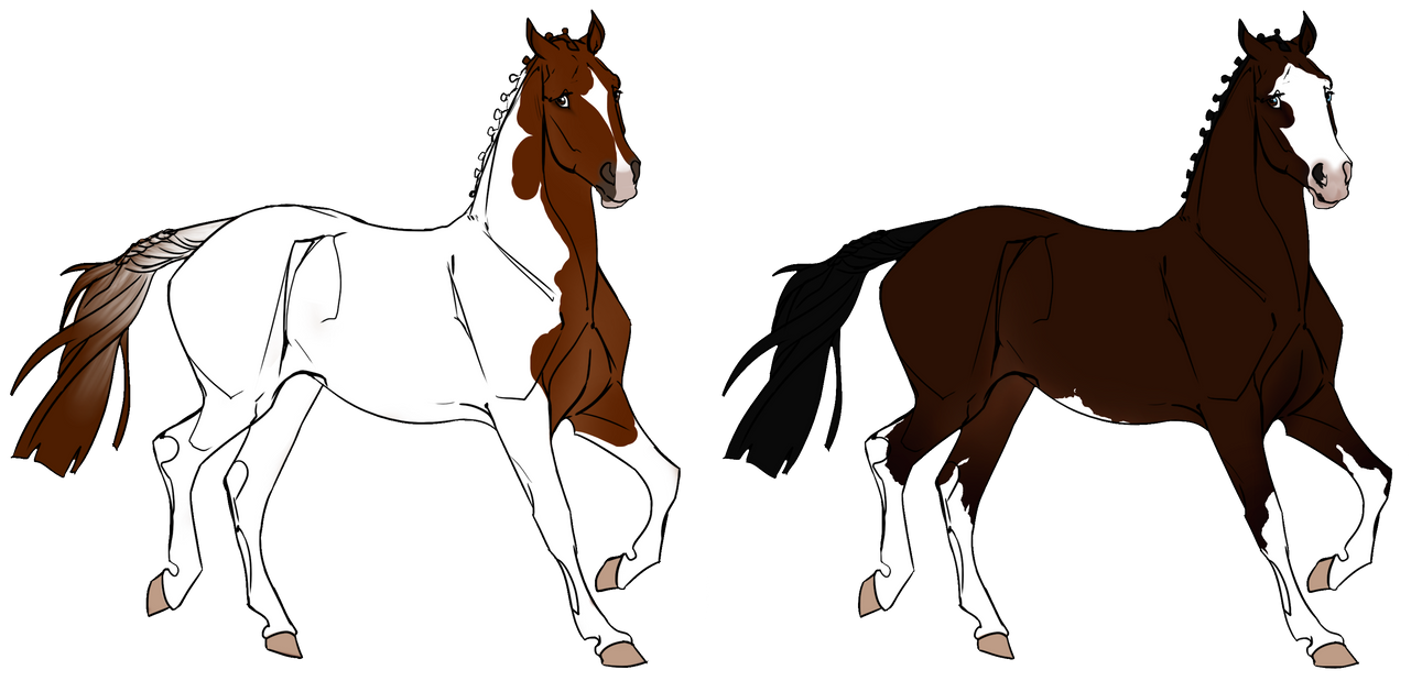 Paint Horse Point Adopts -SOLD- by NorthernMyth
