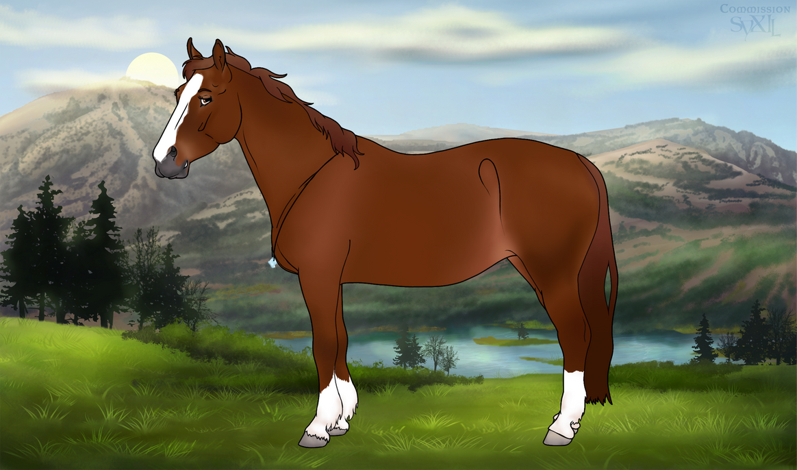 DiRPG | Tango | Lead Mare by NorthernMyth