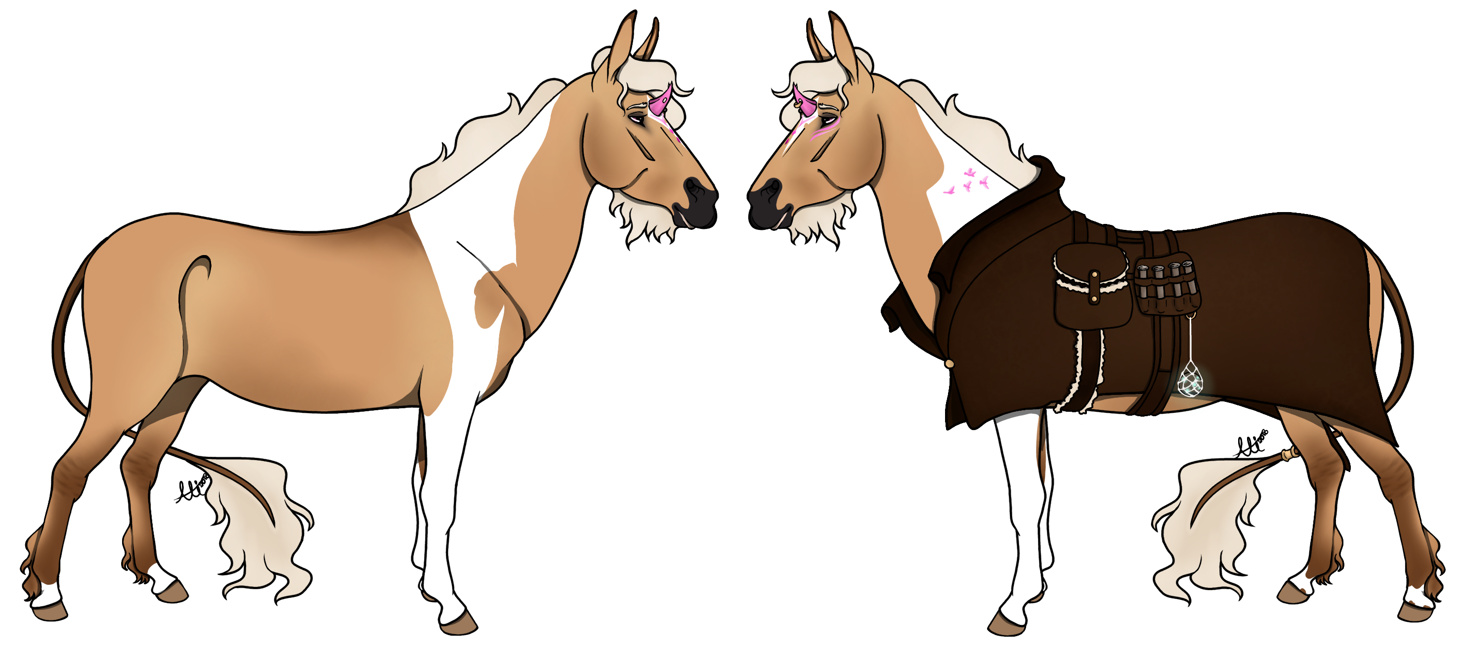 Donkey / Mule Adopt by NorthernMyth