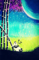 Panda - Bamboo is love