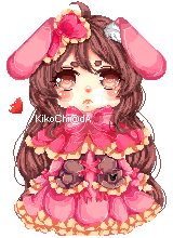 Kiko in Pixel ! by KikoChi