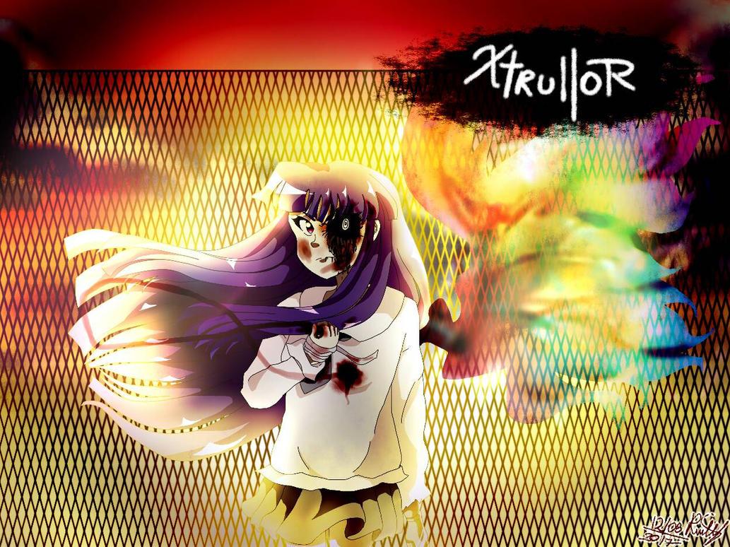 (OC) Ayano Xtrul.l.o.r. by theRoxyCatDogXD