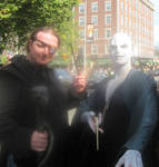 Mad Eye and Voldemort