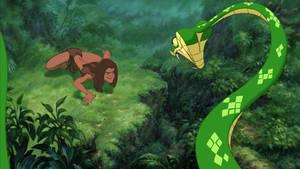 Tarzan genderbend