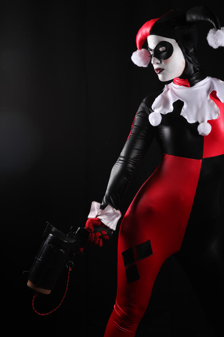 Harley Quinn 1 by Maiden-Of-Mischief