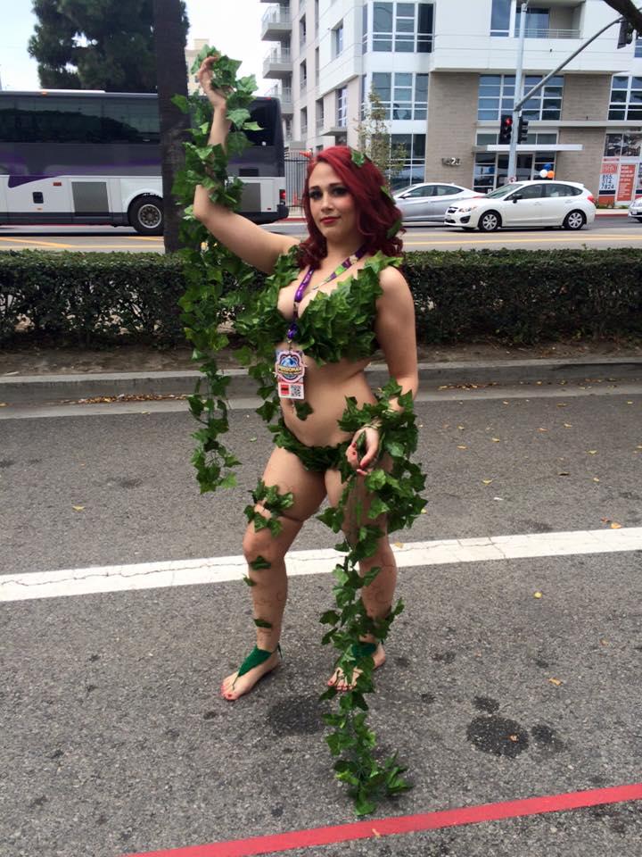 Sexy Poison Ivy by ScorpioMonkey