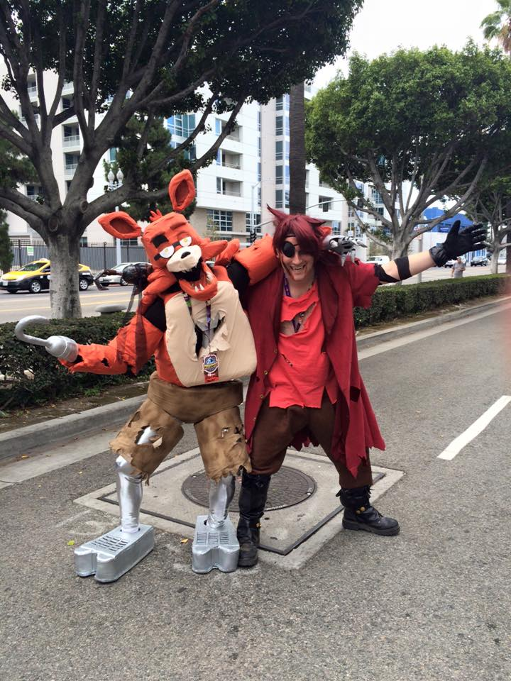 Foxy Brothers by ScorpioMonkey