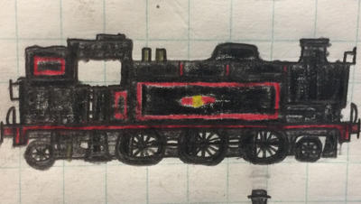 Riddle Standard 2MT 2-6-2T by Trains333