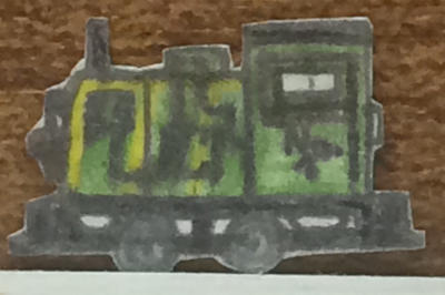 Monterroso the Guatemalan dinky by Trains333