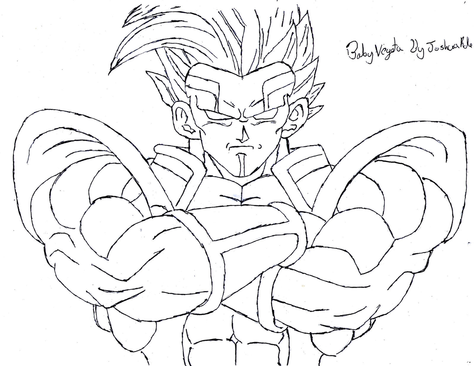download video dbgt coloring pages - photo#46