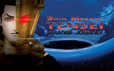 SMT: Strange Journey by BoostYourLife21