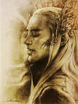 Mirkwood's king Thranduil
