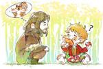 Squirrel Bilbo