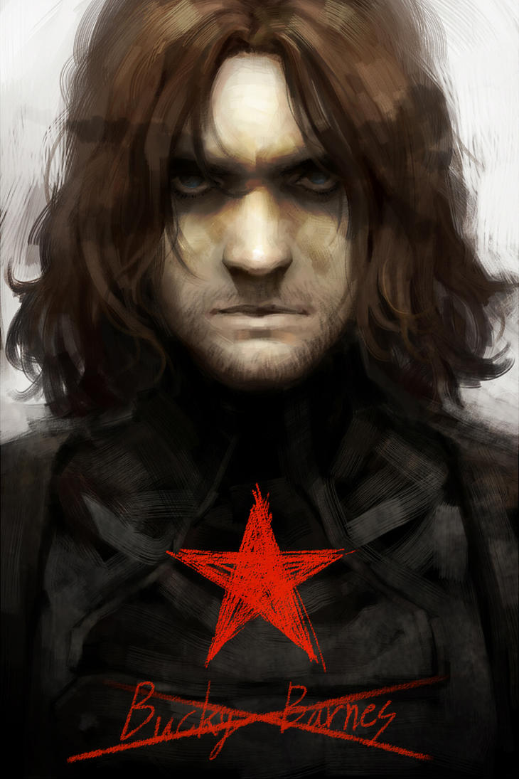 The Winter Soldier by harmonia3784