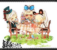 Deimus in Wonderland