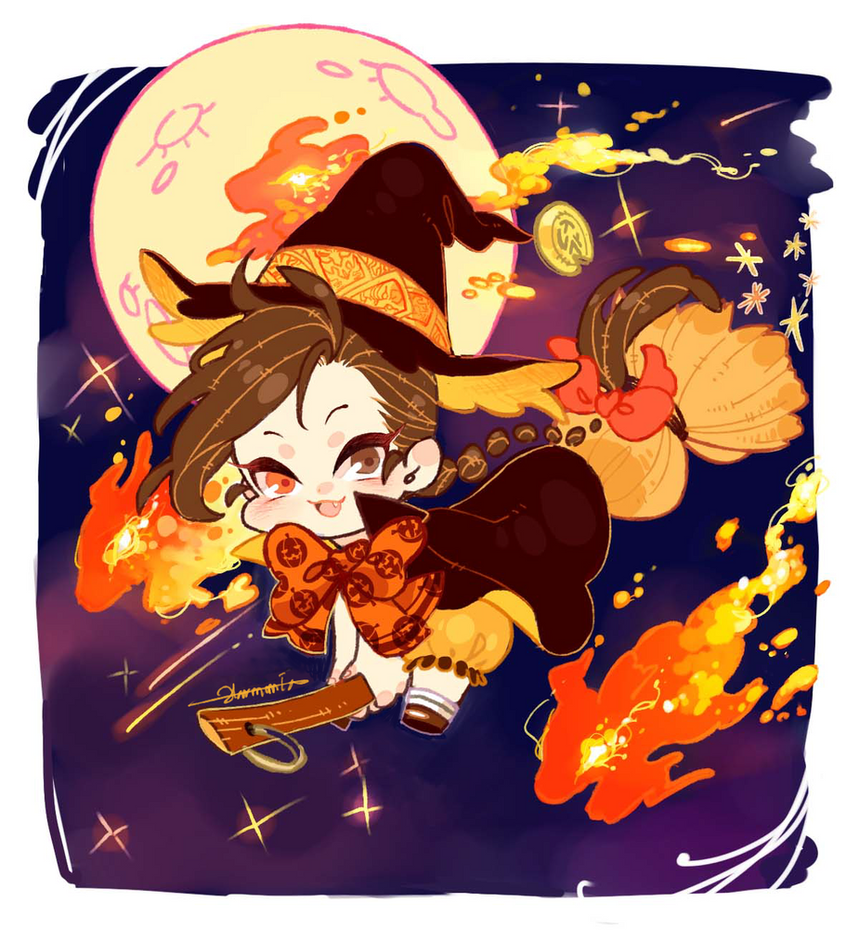 Trick Or Treat by Adalgeuse on DeviantArt