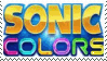 Sonic Colors Stamp