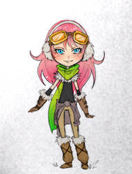 Character Design [1] by chetom