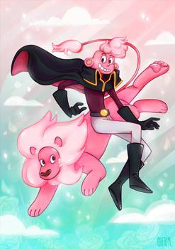 Steven Universe [Lars of The Stars]