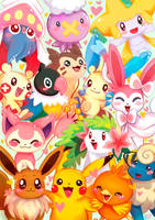 Cute [Pokemon] by chetom