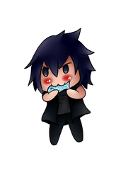 Little Noctis by Izayie