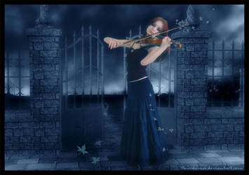Music of the strange Dream by fleurdemai