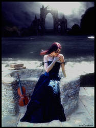Symphony of your loneliness by fleurdemai