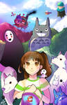 The Magic of Miyazaki PRINT