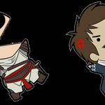 Excited Altair and Malik Plz by TV-SHOW