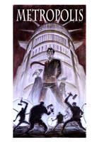 Metropolis by bolognafingers