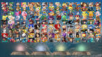 Super Smash Bros. EPIC Roster