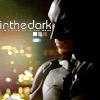 Batman icon 02 by Cross-EyedMary