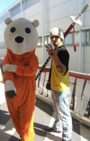 trafalgar law and bepo by trafalgarlaw87