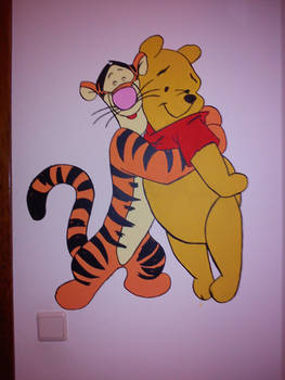 Winnie and the Tiger