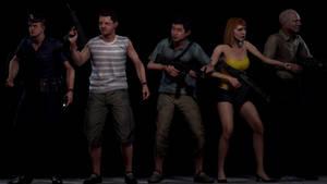 Resident Evil 6 Tall Oaks Citizens