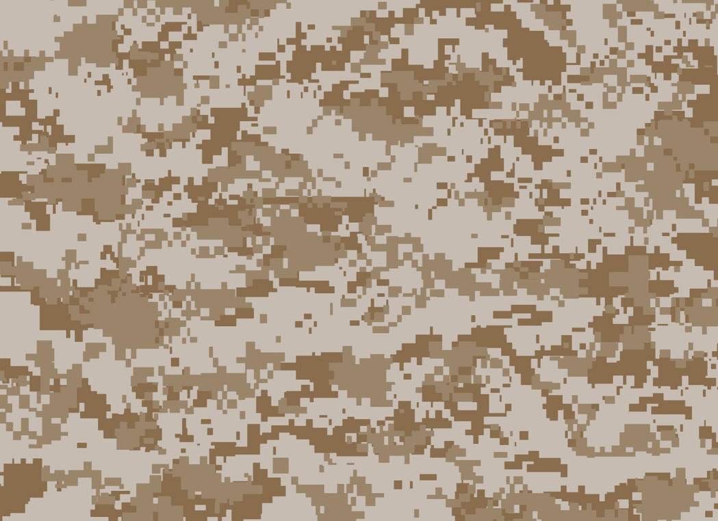 Camouflage - United States - MARPAT(Desert) by BradVickers ...