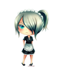 Commission: Chibi Willow