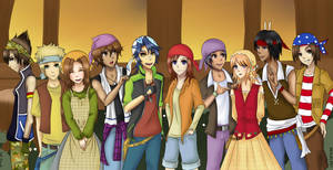 The Bandanna Club