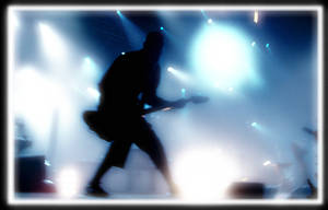 SOAD: Shavo On Bass by chedsorr