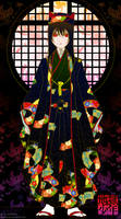 Jigoku Shounen Mo by arcanehalo