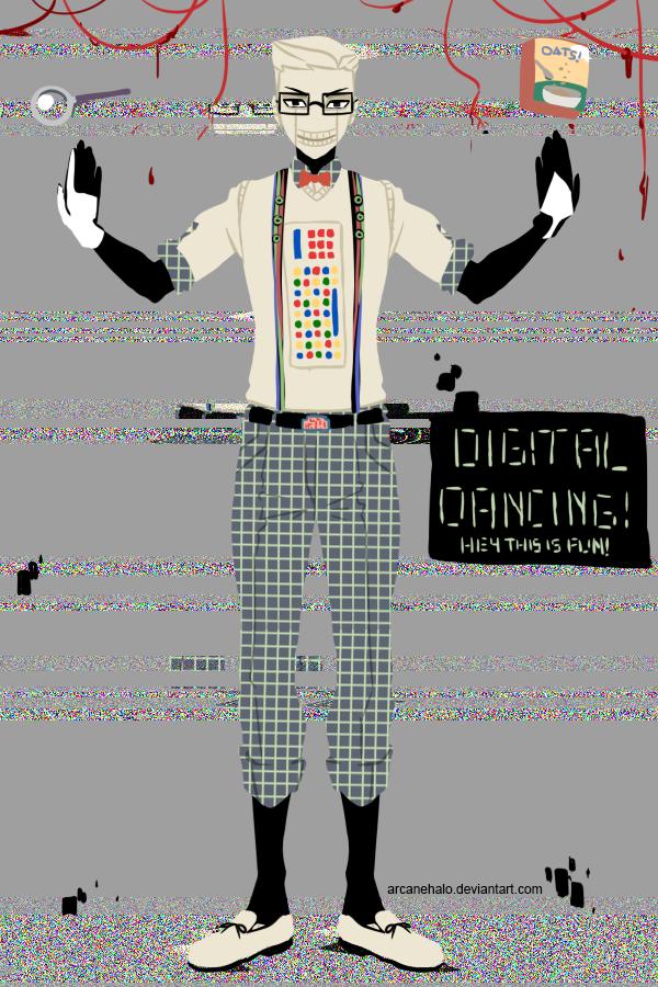 Computer DHMIS4 - (Colin) by arcanehalo