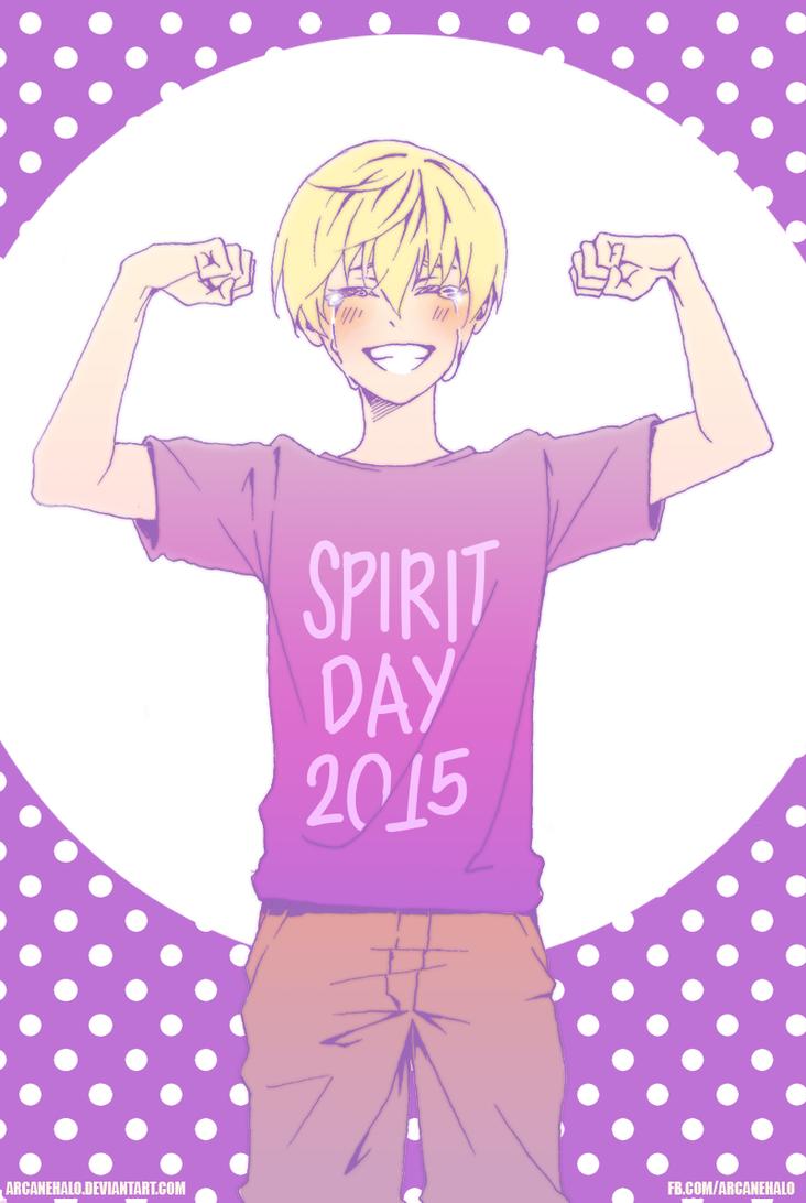 Spirit Day 2015 by arcanehalo