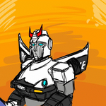 Prowl Doorwing Wiggle by Deathcomes4u