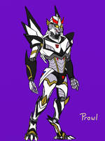 TF-Legacy- Prowl by Deathcomes4u