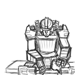 Sunstreaker Animation WIP by Deathcomes4u