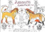 Aranum Laelfasi Ref 06 by Deathcomes4u