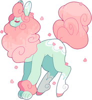 Mythical Fluffer - Lefrayse by plushpon