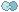 [ Pixel ] blue bow by blushbun