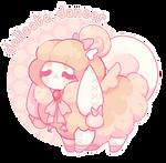 flufferbun custom: delicate dancer!