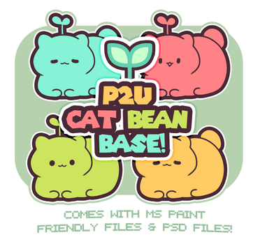 Cat Bean Base - ( 100 points! )